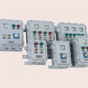 Explosion Proof Control Stations